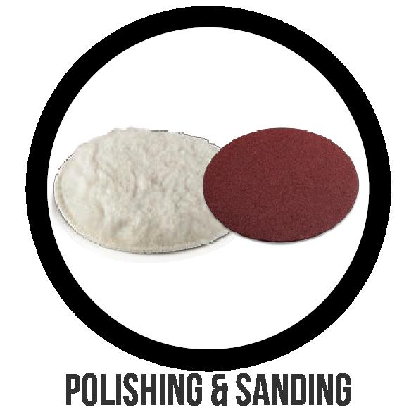 Polishing & Sanding
