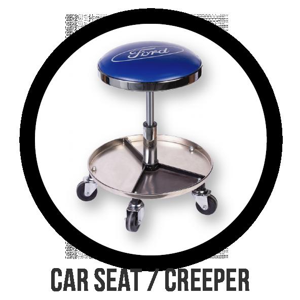 Car Seats & Creeper
