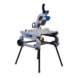 Ford 1800W 255mm Convertible Mitre Saw With Bench
