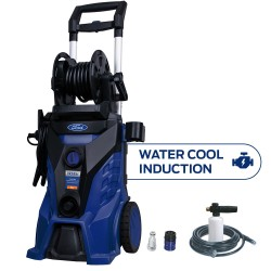 2500W 195Bar Corded Electric Pressure Washer