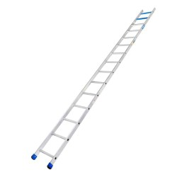 16 Ft. Aluminium Straight Ladder for working height up to 19 Ft.